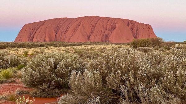 photo of Uluru, NT